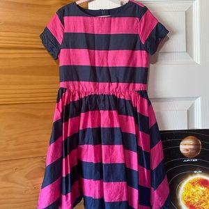 Cute Navy/Pink dress